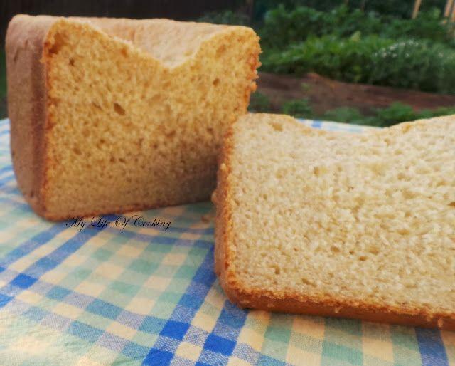 My Life Of Cooking: Pomarańczowy chleb z bananami, z automatu
