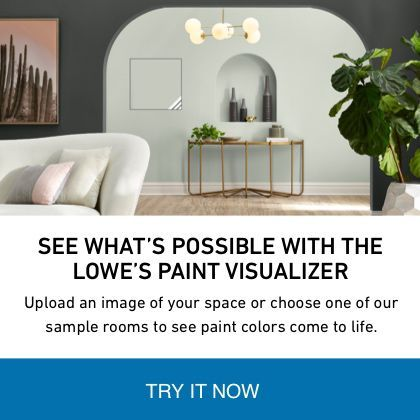 lowe s paint visualizer lets you see paint color come to on valspar virtual paint a room id=44152