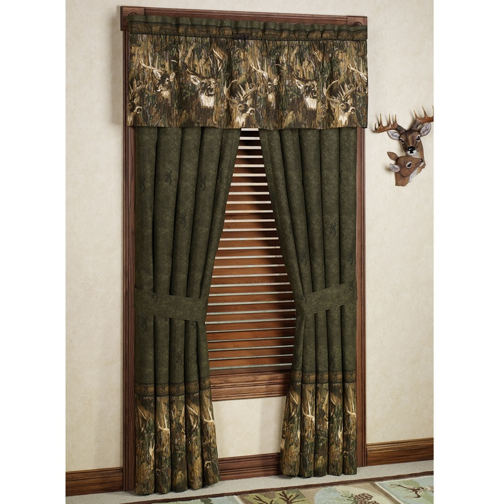 Camo Bedrooms Camo And Curtains On Pinterest