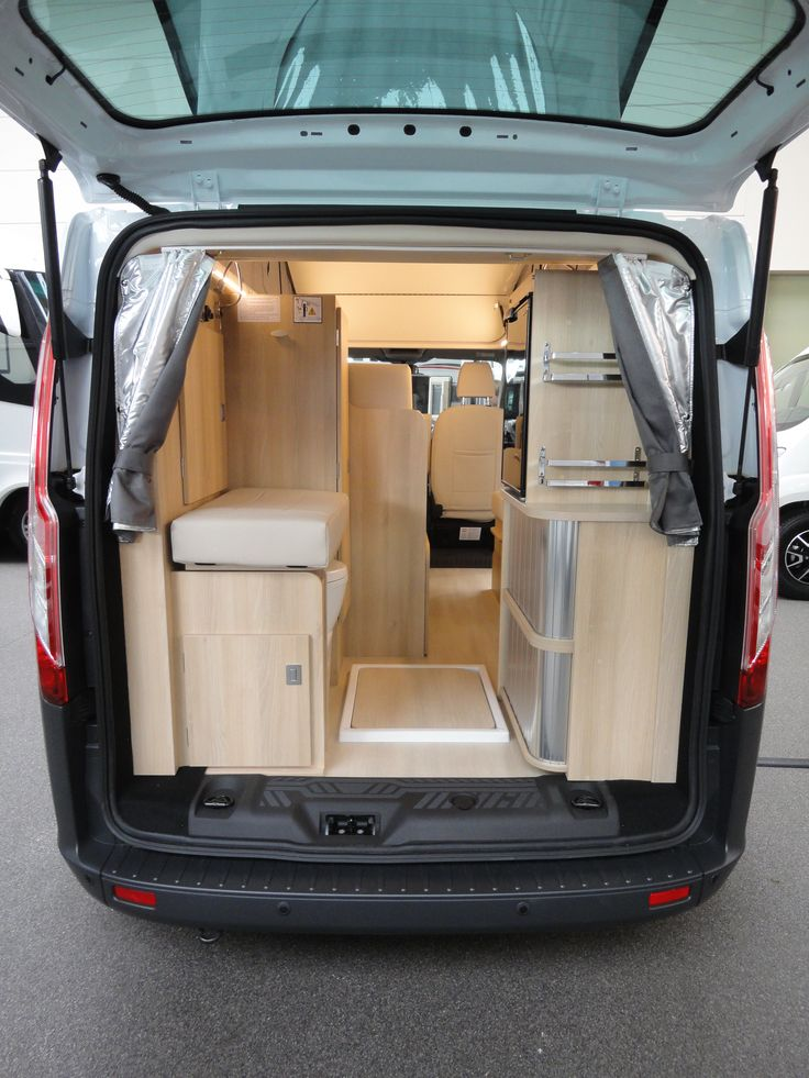 Vanomobil: Campervan DREAMER Capland Select Ford 130 ...