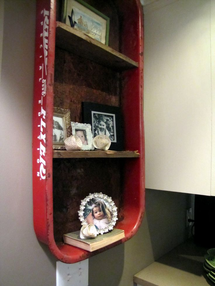 this melts my heart | Red Wagon Shelf
