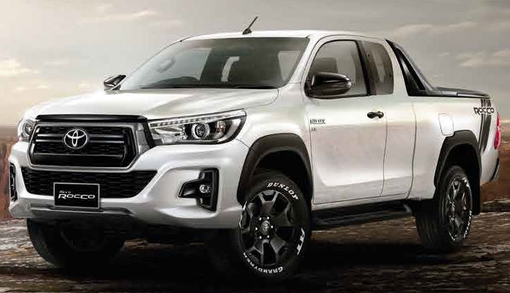 2021 toyota hilux rumors design and performance  carros