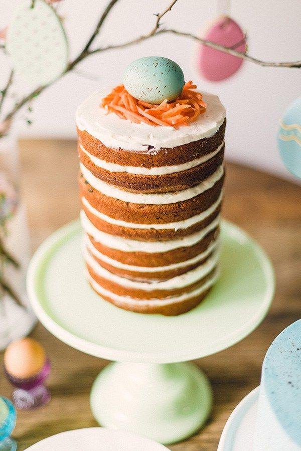 Naked Carrot Cake....