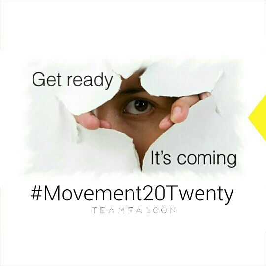 It's been going on for far too long. It's time for that to change. #Movement20Twenty