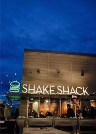 shack attack concrete shake +smoke shack burger