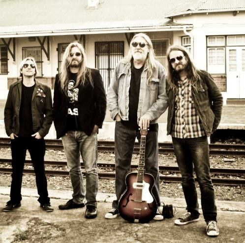 Piet Botha and the Lyzard Kings.... <3