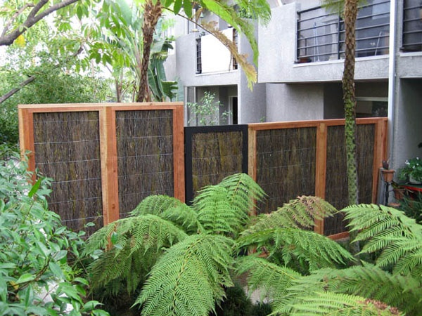 australian brushwood fencing this would make a great. Black Bedroom Furniture Sets. Home Design Ideas