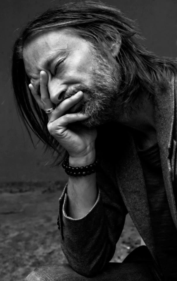 thom yorke / radiohead.
