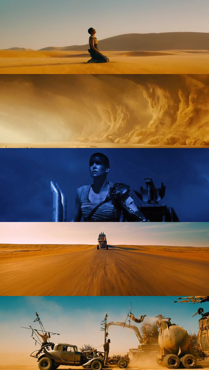 In this article, we look back on some of last year's best cinematography - Mad Max (2015)