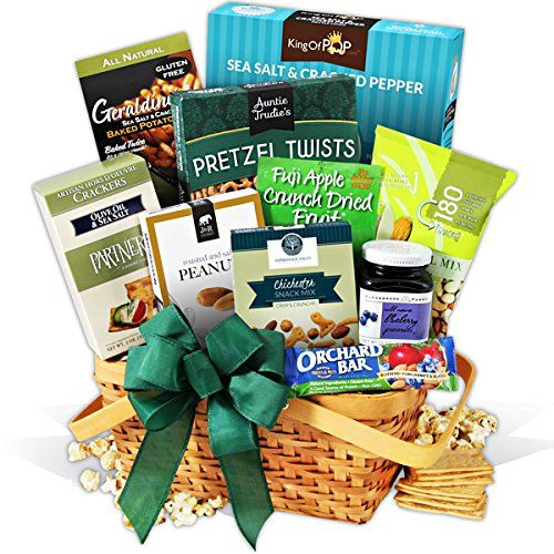 best 25 healthy gift baskets ideas on pinterest food baskets for christmas gift fruit basket. Black Bedroom Furniture Sets. Home Design Ideas