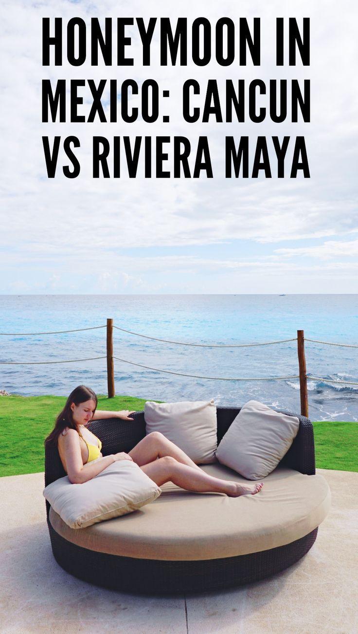 Honeymoon in Mexico: Riviera Maya and Cancun. Hyatt Ziva Cancun & Gran Bahia Principe