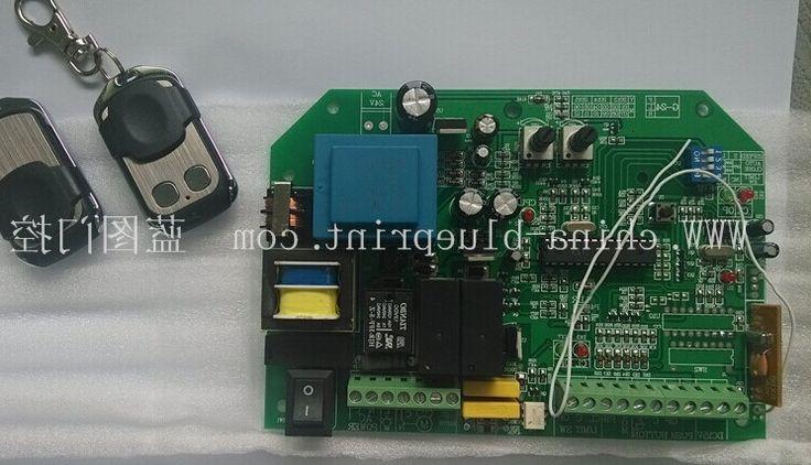 27.40$  Buy here - https://alitems.com/g/1e8d114494b01f4c715516525dc3e8/?i=5&ulp=https%3A%2F%2Fwww.aliexpress.com%2Fitem%2FAC-sliding-gate-opener-control-board-with-2pcs-remote-control-learning-code%2F32659680509.html - AC sliding gate opener control board with 2pcs remote control,learning code
