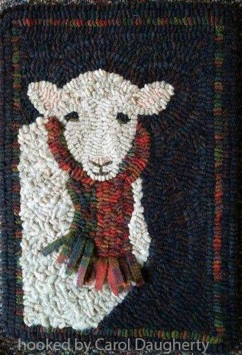 HR165-For Ewe finished