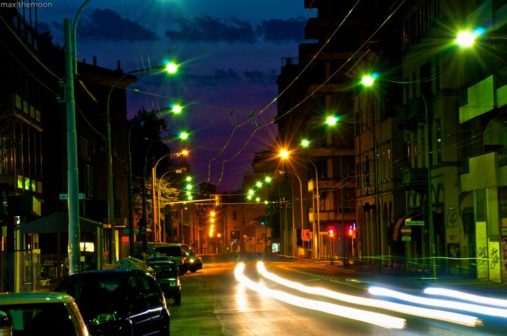 Night Color