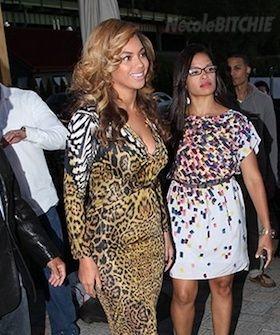 ¿Beyoncé embarazada otra vez? (+Foto)