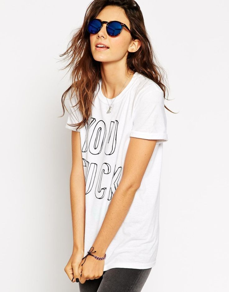 Skinny frame round sunglasses with flash lens, ASOS, $15. Buy it here: http://justbestylish.com/10-best-sunglasses-you-shouldnt-miss/4/