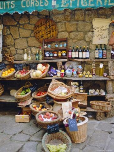Sartene Corsica - Wanderlust Wish List www.LaVieAnnRose.com