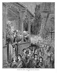 Gustave doré crusades the childrens crusade - Children's Crusade - Wikipedia, the free encyclopedia