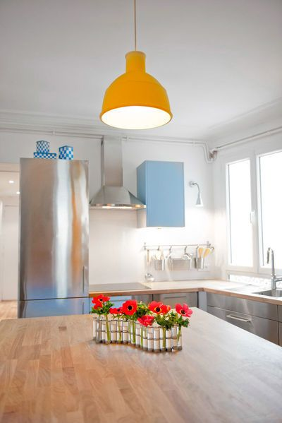 8 best images about cuisine ikea on pinterest for Table inox ikea
