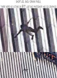 Afbeeldingsresultaat voor 9/11 twin towers people jumping