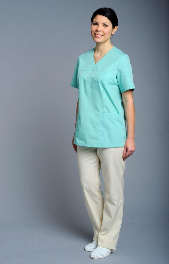 Блуза медицинская женская «Хирургия»