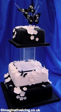 Highly Decorated Black & White
