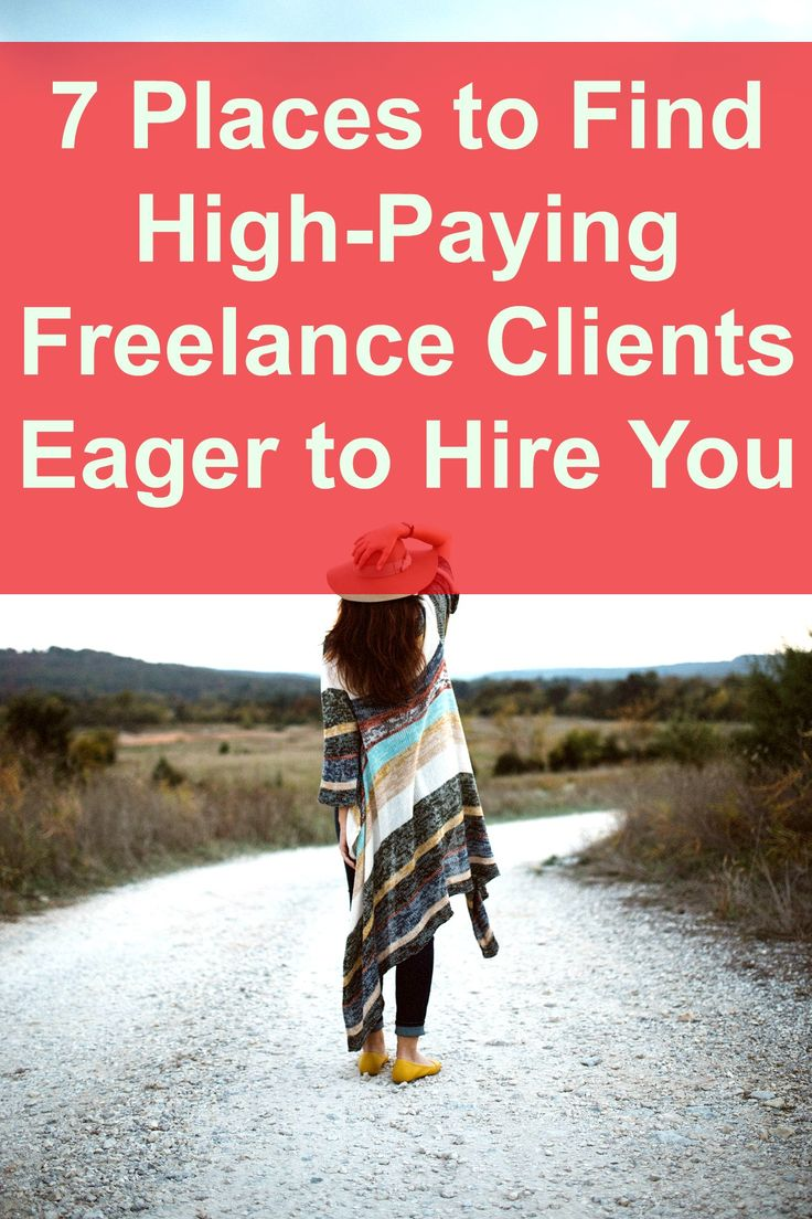 Tried of low-paying freelance clients that don't pay the bills? Here are 7 ways…