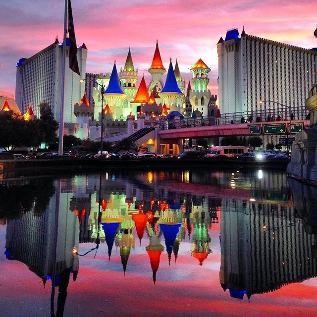 1000+ Ideas About Excalibur Hotel Las Vegas On Pinterest