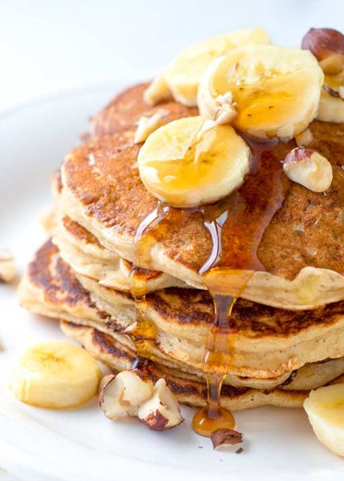 Banana Pancakes Best Ever Banana Buttermilk Pancakes Recipe Buttermilk Banana Pancakes Buttermilk Pancakes Pancake Recipe Buttermilk