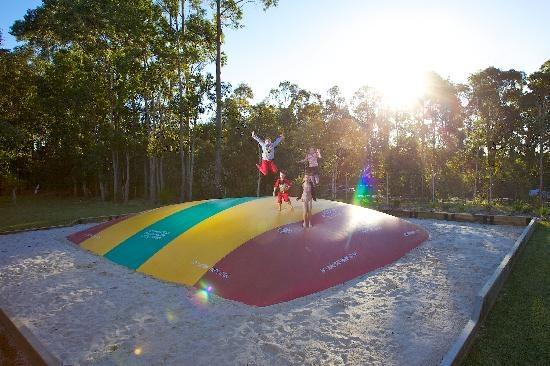BIG4 Noosa Bougainvillia Holiday and Caravan Park. #big4noosa #visitnoosa #sunshinecoast