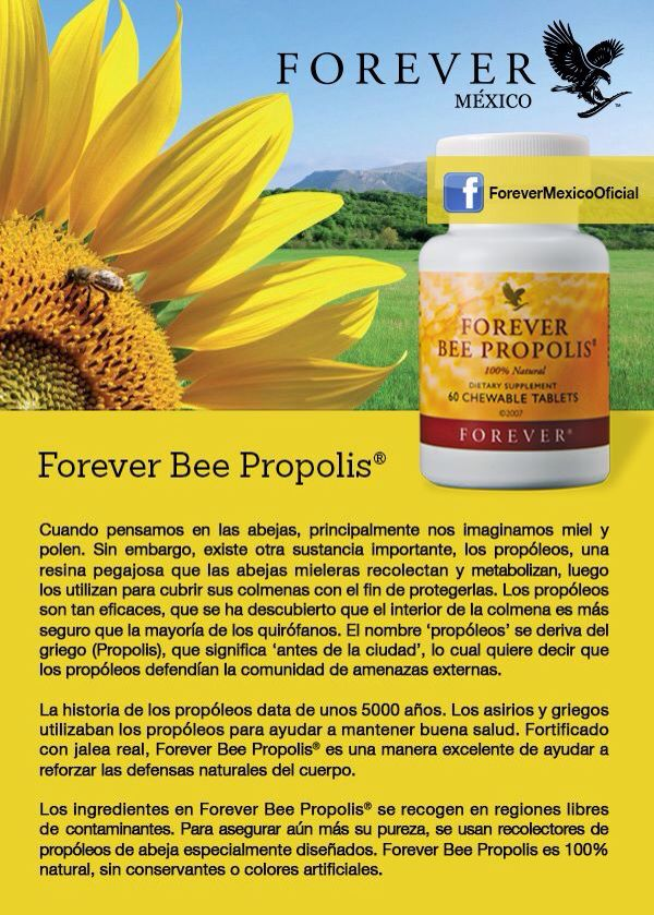 Forever Living Products Natural Remedies