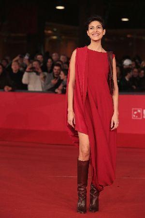 Natale col boss Giulia Bevilacqua- Le immagini di Giulia Bevilacqua sul set di Natale col...