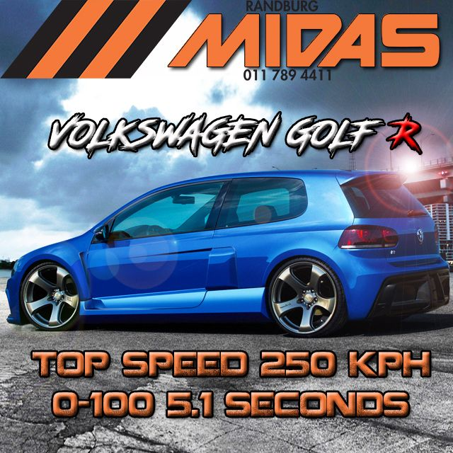 The @VolkswagenSA Golf R is a lot of car in a small package. Read more on our website #SportsCompact #Top10