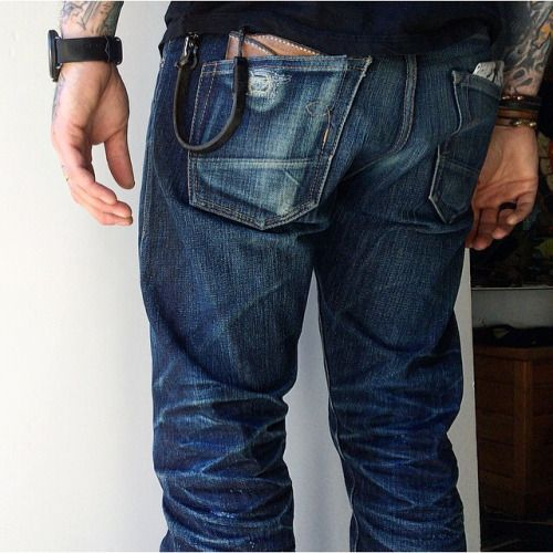 Slub Fades For Days Rawdenim Selvedge Selvedgedenim