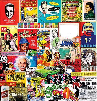 #famous #funny #dream #art #rosaparks #ro #rosa #parks #collage #motown #mo #town #pacman #pac #man #arcade #mlk #martinlutherking #jackierobinson #ro #jackie #robinson #ro #louisarmstrong #louis #armstrong #groovy #soultrain #soul #train #dancing #manonthemoon #schlitz #beer #manonthemoon #newspaper #barneymiller #barney #miller #bonanza #western #classiccar #car #vega #tvguide #cat #flower #power #duke #dukeellington #guitar
