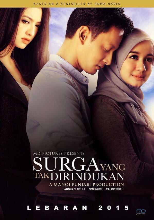 Film Lebaran 2015: SURGA YANG TAK DIRINDUKAN