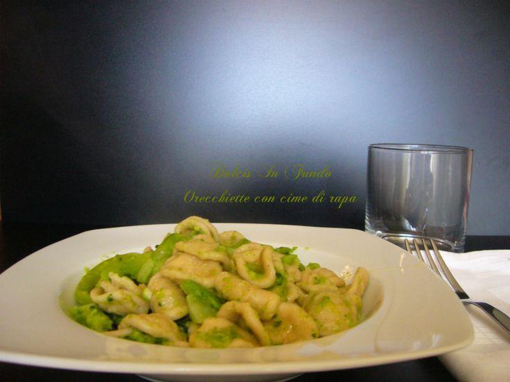 Orecchiette con cime di rapa Una delle tante ricette della cucina italiana più imitata al mondo sono le Orecchiette con cime di rapa. Esistono una m