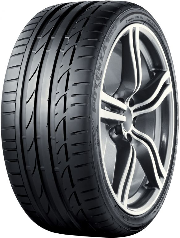 Летняя шина Bridgestone Potenza S001  215/55 R16 93W