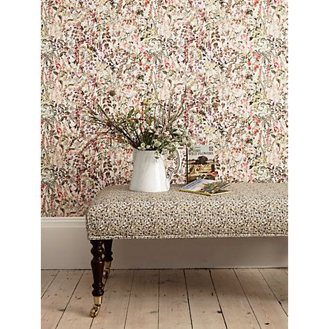 Buy Liberty Charlotte Wallpaper Online at johnlewis.com