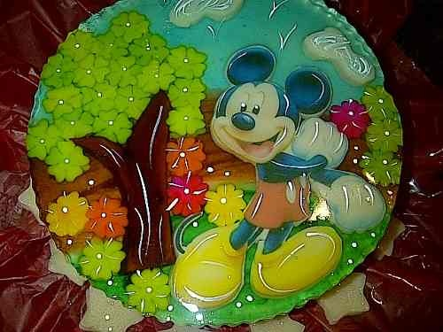 MICKEY MOUSE JELLO