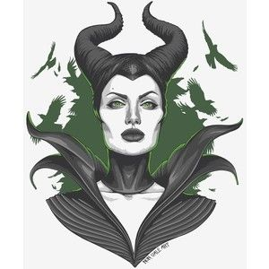 Be A Disney Villainess!- MALEFICENT