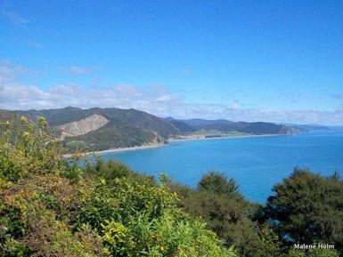 East Cape – Opotiki to Gisborne (Coastal Route), Part I: Pacific Coastline, Opape, East Cape