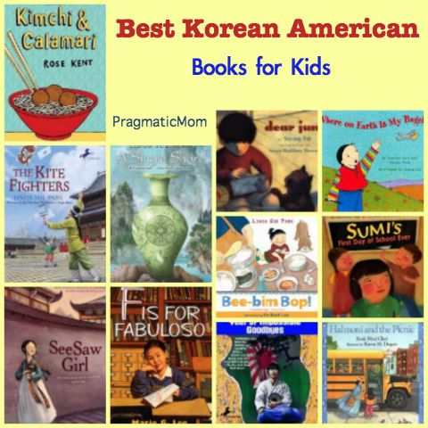 Top 10: Korean American Children's Books (ages 2-16) :: PragmaticMom