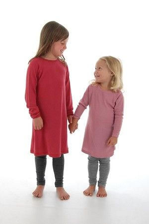 Merino Wool Sleep Dress