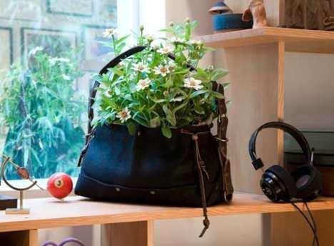 Medical Bag Planter