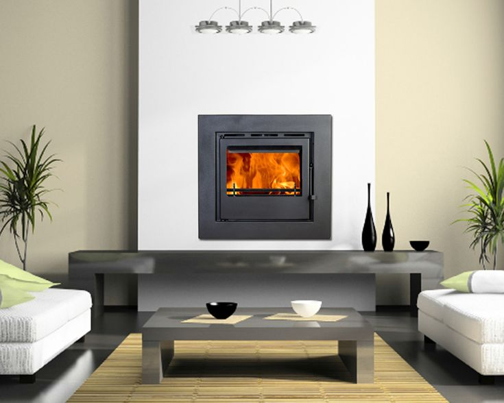 An image of the Boru 600i Insert Stoves installed in a house