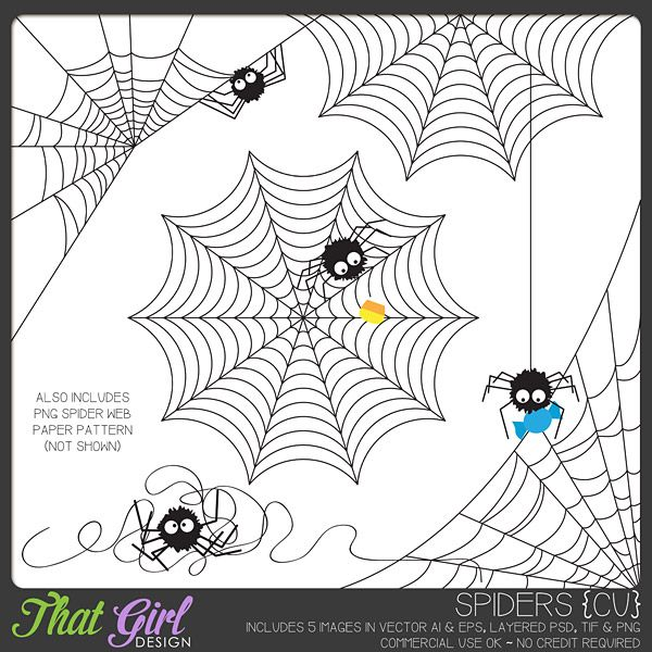 Spiders {CU}
