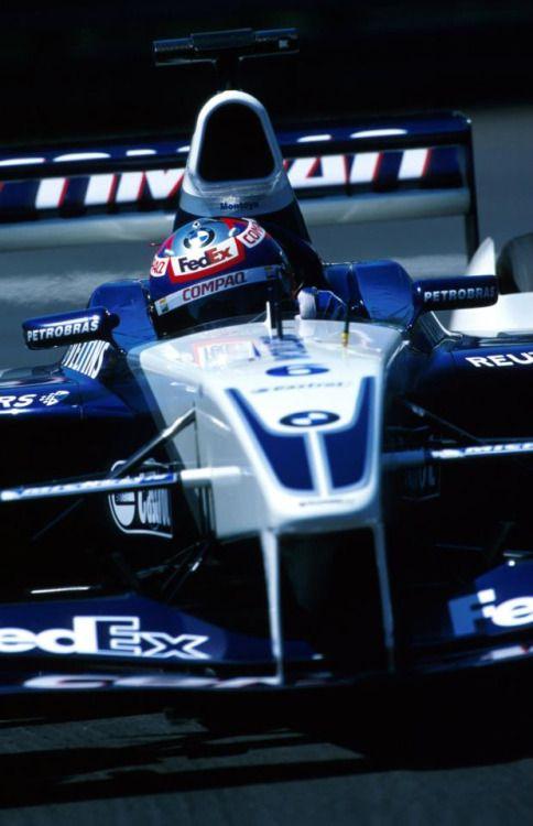 Williams FW24 Juan Pablo Montoya