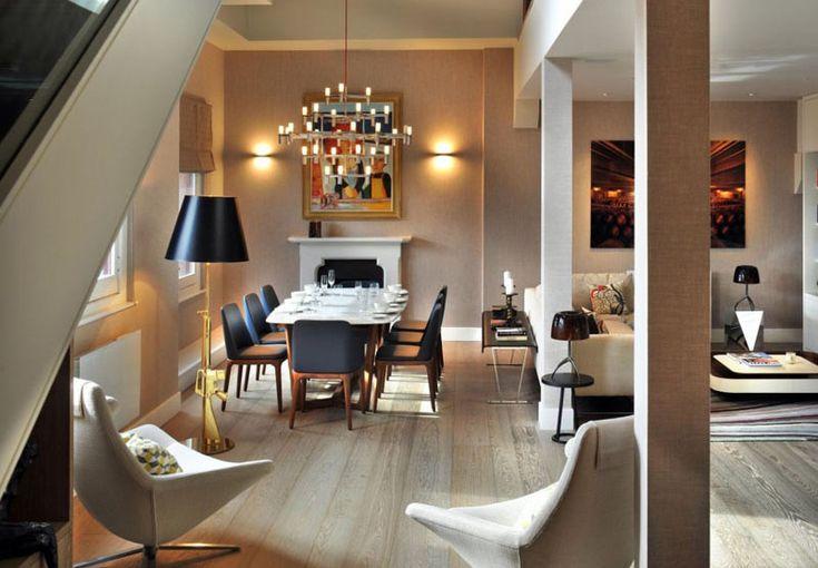 Daily Dream Home: St. Pancras Penthouse - Pursuitist