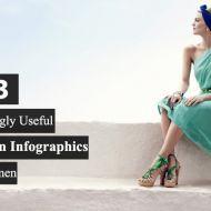 33 Amazingly Useful Fashion Infographics for Women (Part-II)